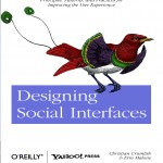 Designing Social Interfaces book cover